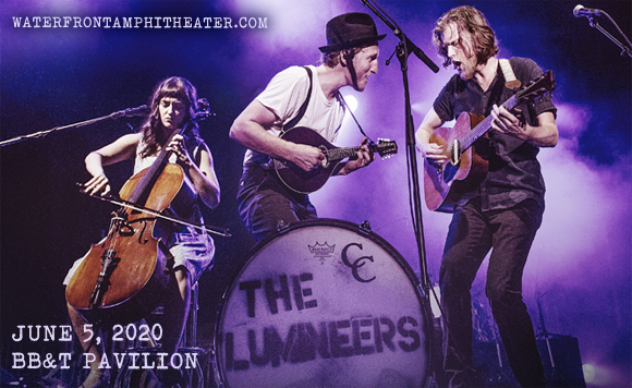 The Lumineers [CANCELLED] at BB&T Pavilion