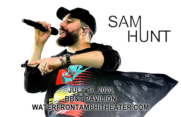 Sam Hunt, Kip Moore & Travis Denning [CANCELLED] at BB&T Pavilion