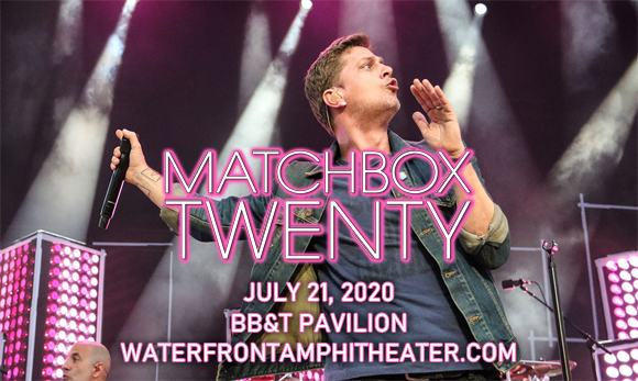 Matchbox Twenty & The Wallflowers at BB&T Pavilion