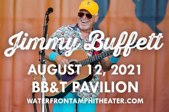 Jimmy Buffett at BB&T Pavilion