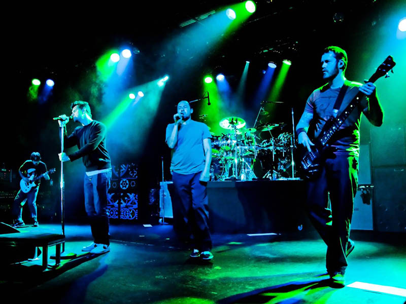 311: Live From The Ride Tour  at BB&T Pavilion