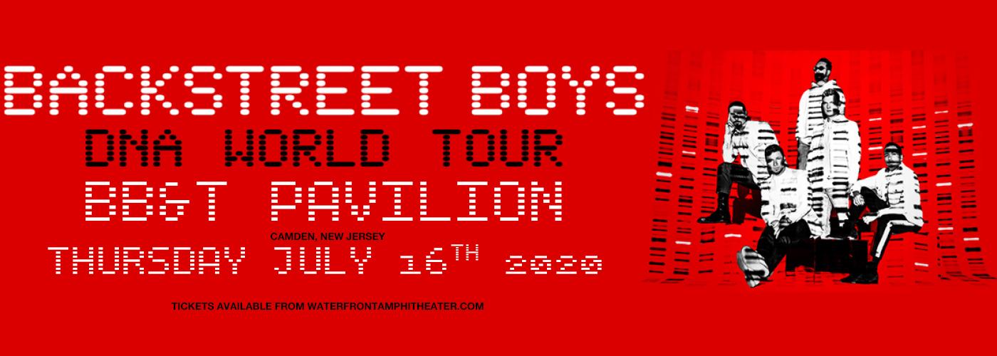Backstreet Boys at BB&T Pavilion