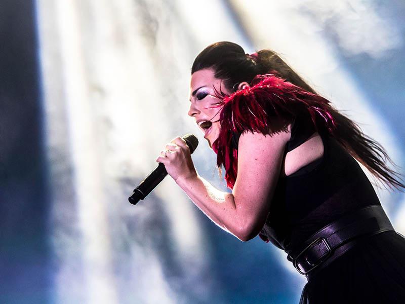 Evanescence & Halestorm at BB&T Pavilion