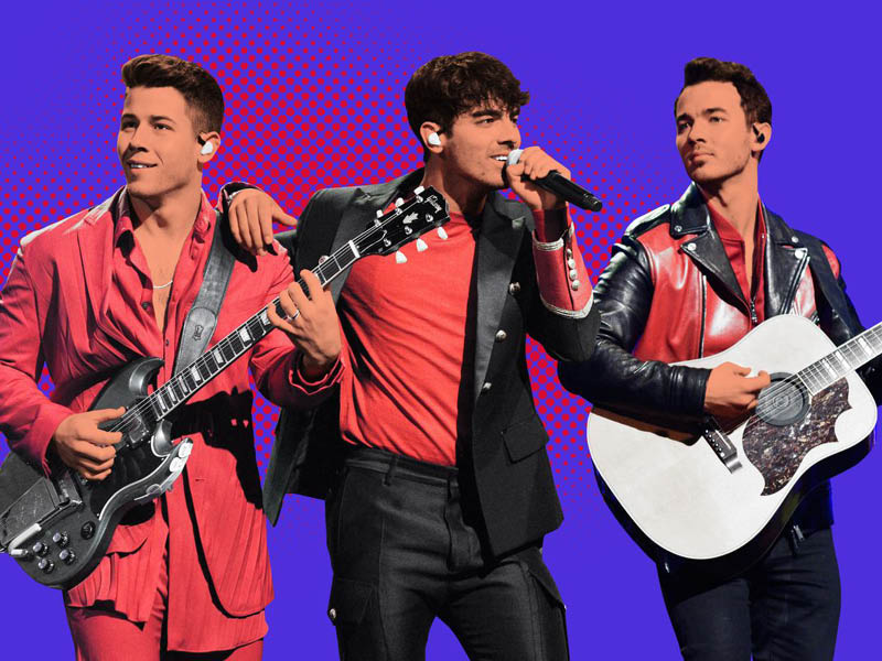 The Jonas Brothers: Remember This Tour at BB&T Pavilion