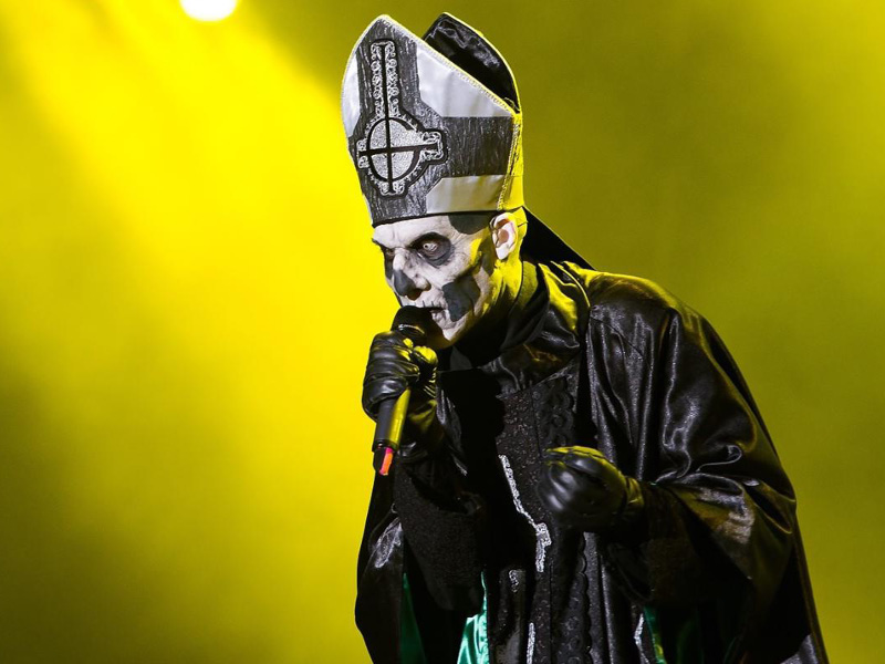 Ghost, Volbeat & Twin Temple at BB&T Pavilion